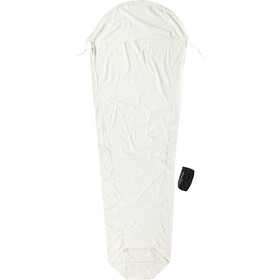 Cocoon MummyLiner Inlet Egyptian Cotton white